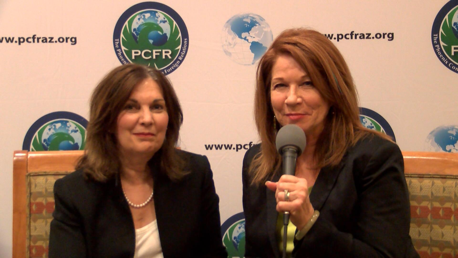 Dr. Eileen Borris Interviewed on The DM Zone